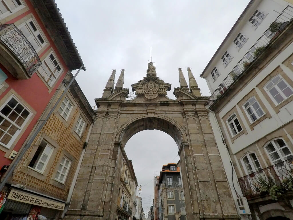 Arco da Porta Nova