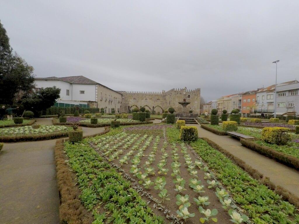 Jardines de Santa Bárbara