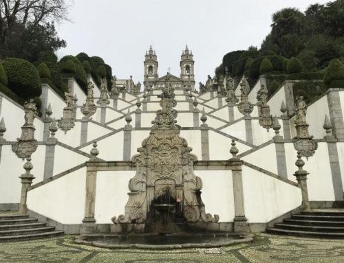 El Santuario Bom Jesus do Monte: un imprescindible desde Braga