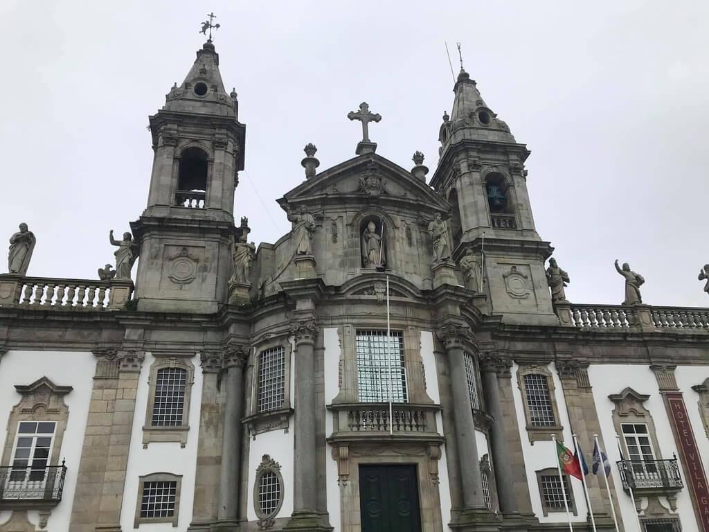 qué ver en Braga, Iglesia de San Marcos