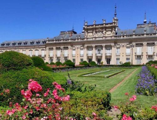 Excursión al Palacio Real de La Granja de San Ildefonso