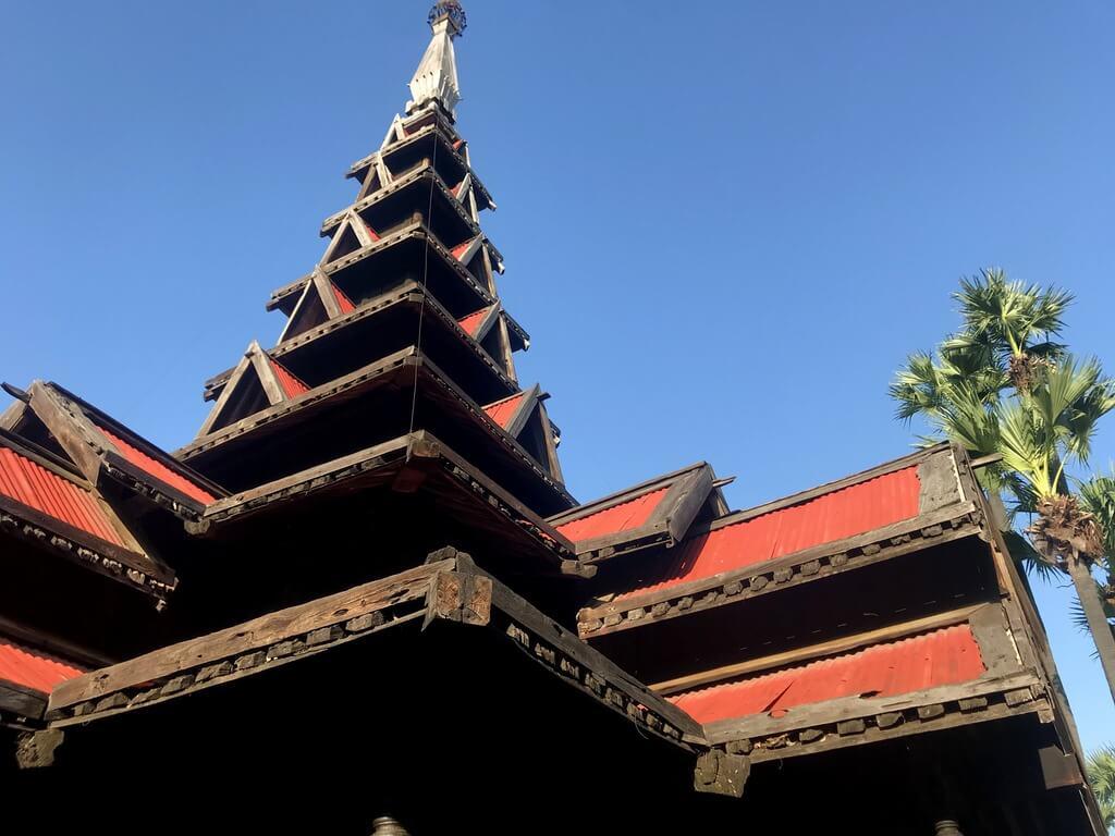 Monasterio budista Bagaya