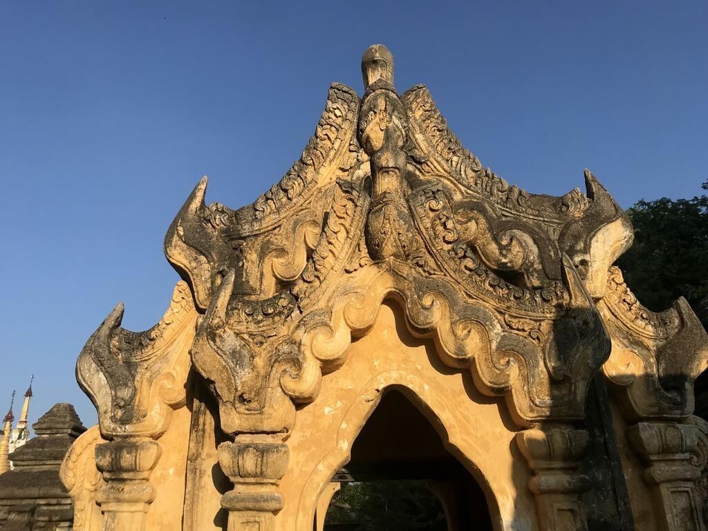 Monasterio Maha Aung Mye Bonzan