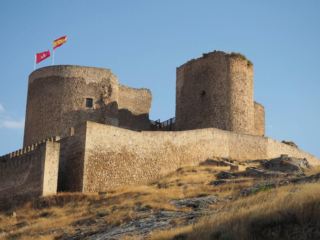 El Castillo de la Muela