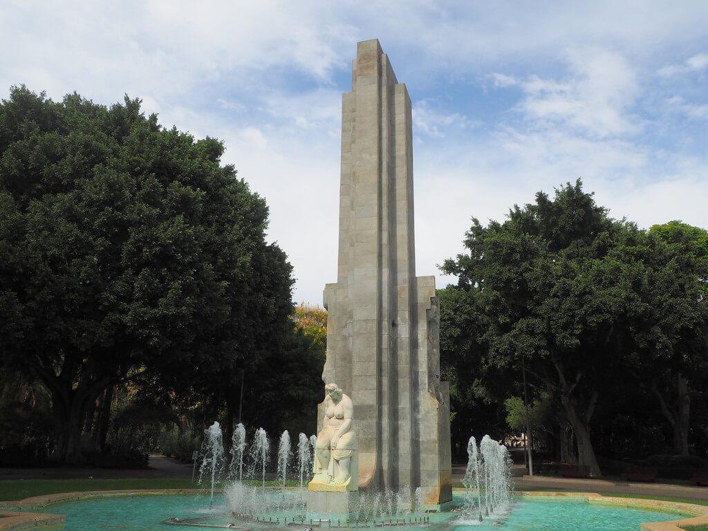Monumento a García Sanabria