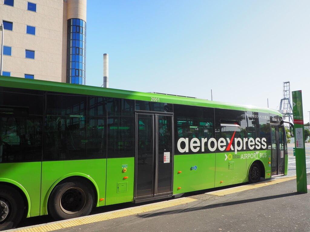Autobús Aeroexpress