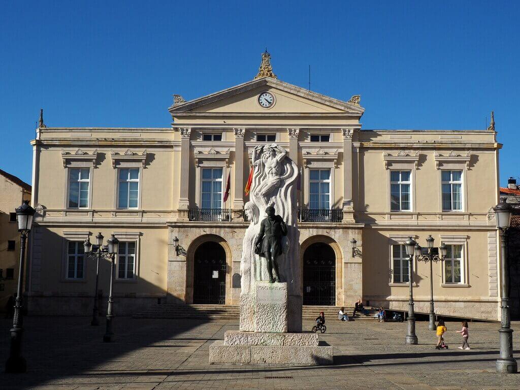 Plaza Mayor de Palencia