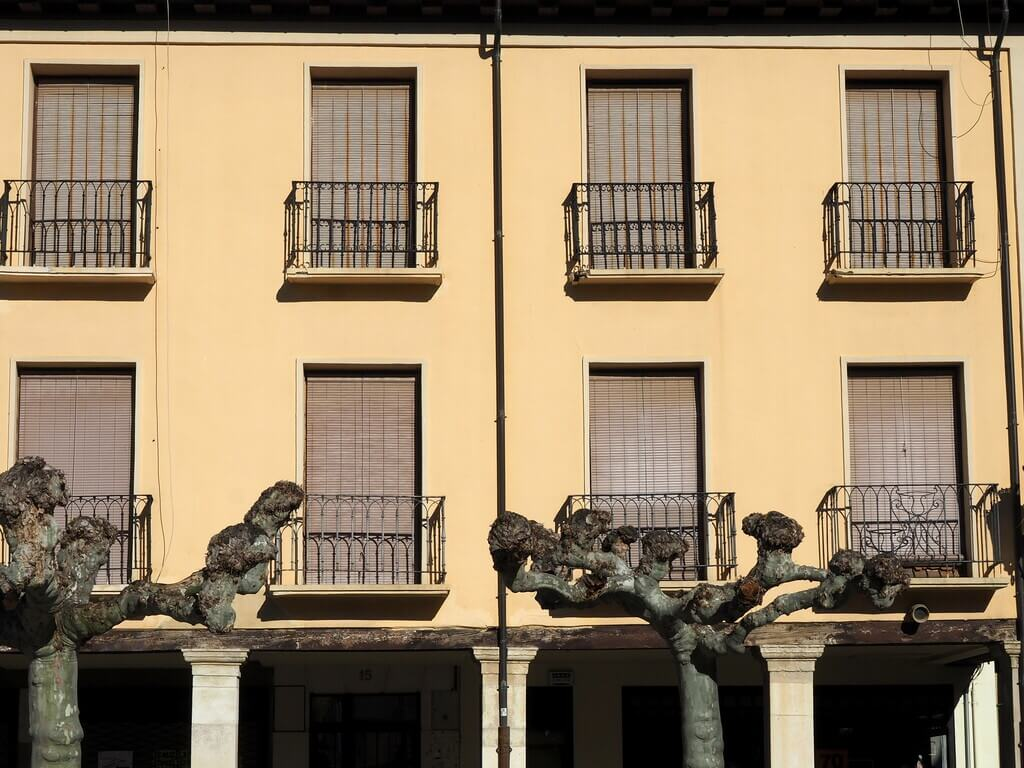 Casas de la Calle Mayor