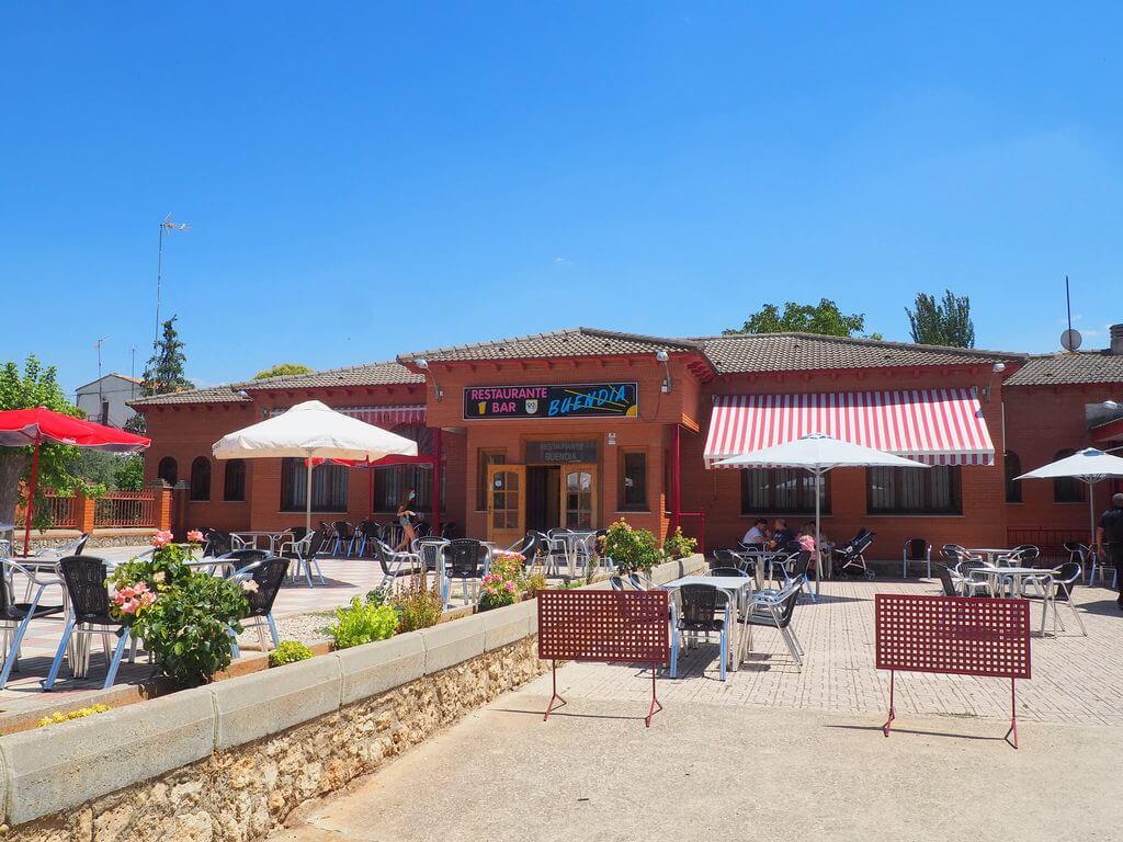 dónde comer en Buendía