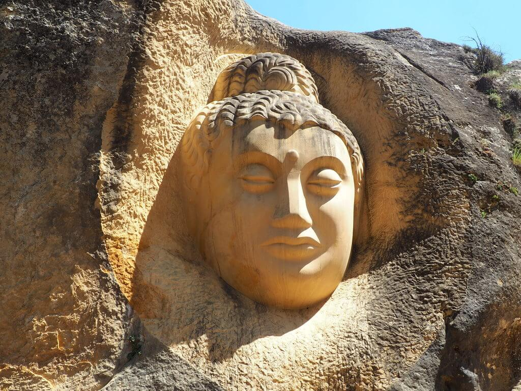 Detalle de Maitreya