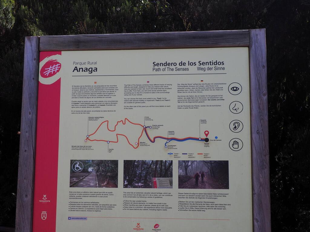 qué ver en el parque rural de Anaga