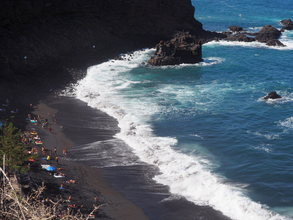 La preciosa playa del Bollullo