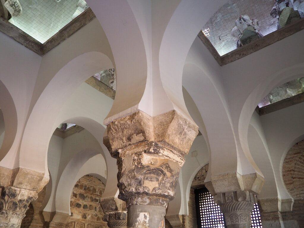 Interior Mezquita del Cristo de la Luz