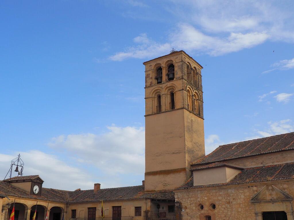 Iglesia de San Juan Bautista Pedraza