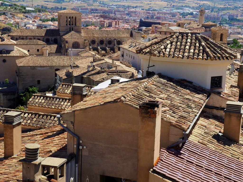 Tejados del Barrio de San Miguel