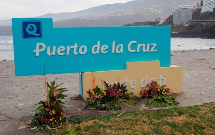 ruta de un día por el Puerto de la Cruz