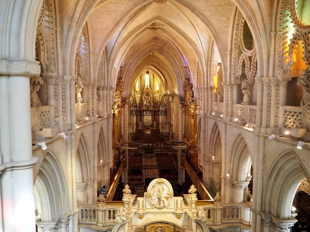 Triforio de la catedral