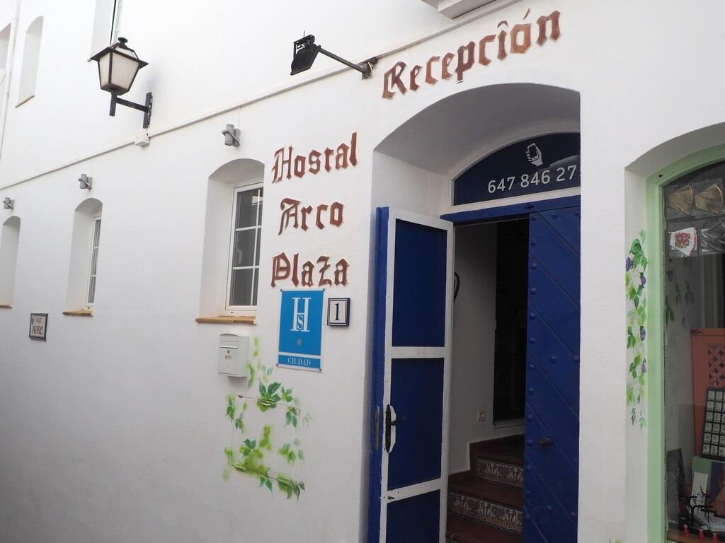 dónde dormir en Cabo de Gata