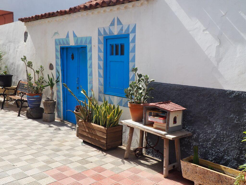 Rincones con encanto en el barrio de La Ranilla