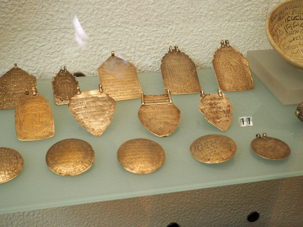 Interior Museo Sefardí