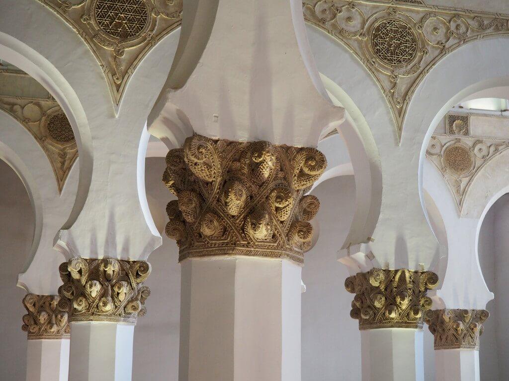 Detalle de los arcos