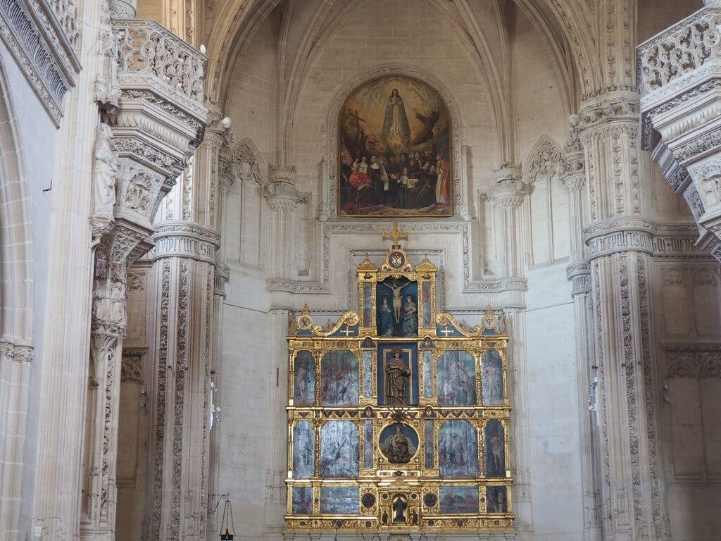 Interior Iglesia San Juan de los Reyes
