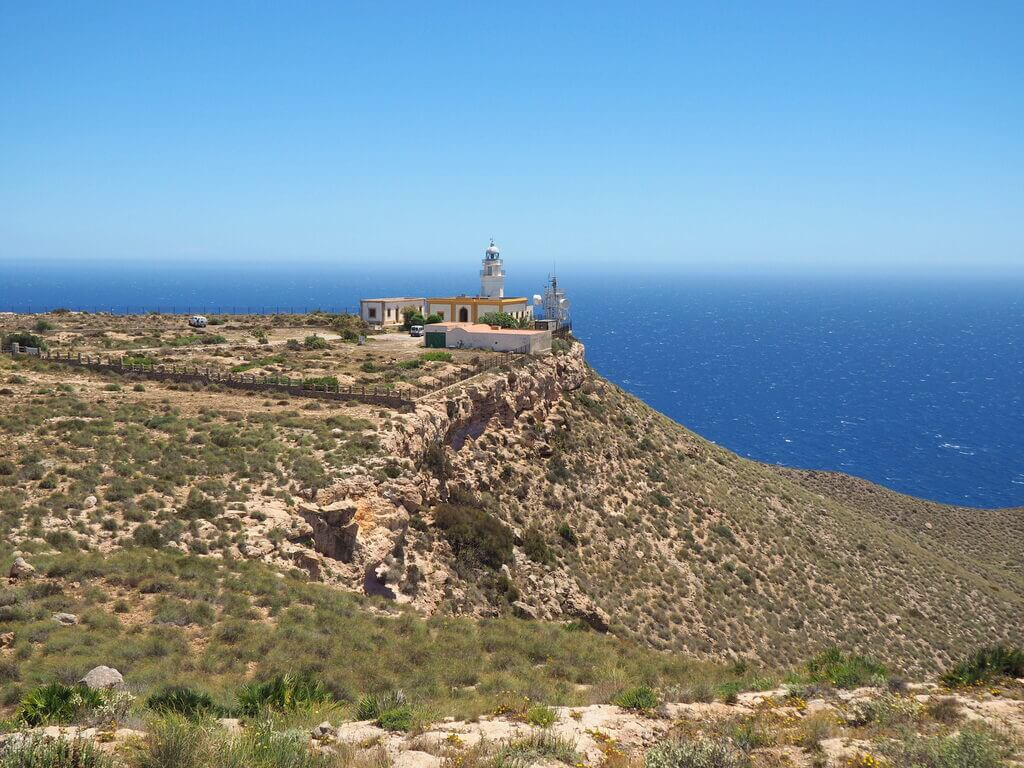Faro de la Mesa Roldán
