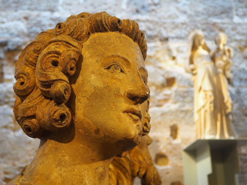 Escultura. Museo de la Catedral