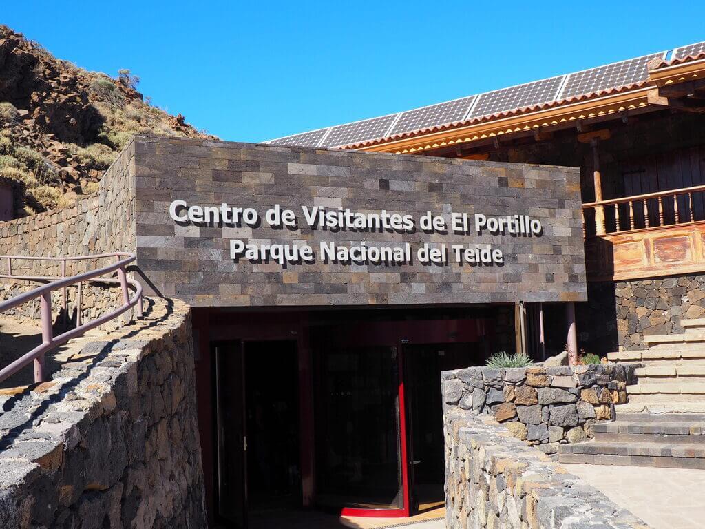 visitar el Parque Nacional de El Teide