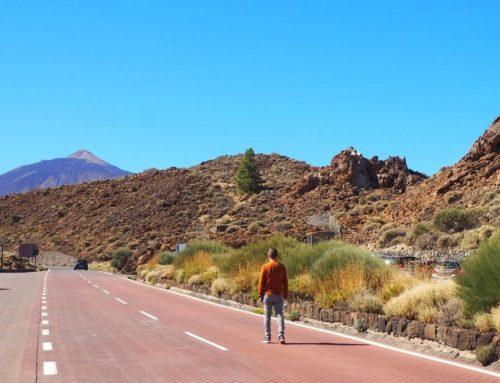 Guía para visitar el Parque Nacional del Teide por libre