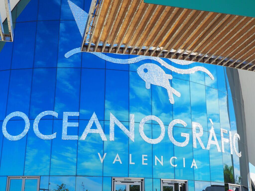 Entrada al Oceanogràfic