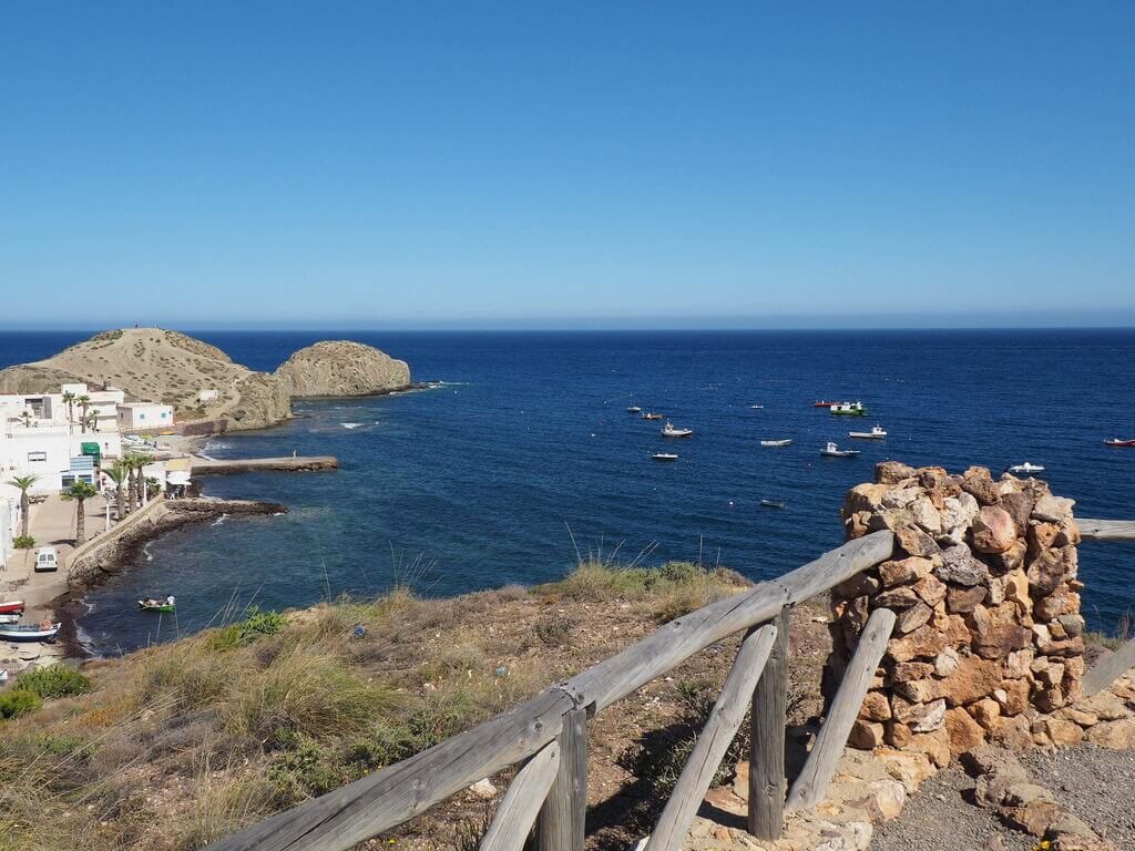 Mirador de La Isleta del Moro