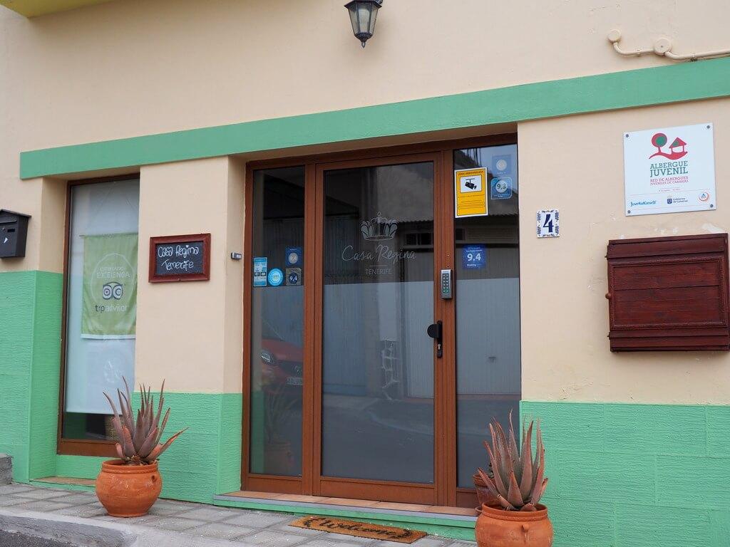 Alojamientos en Tenerife