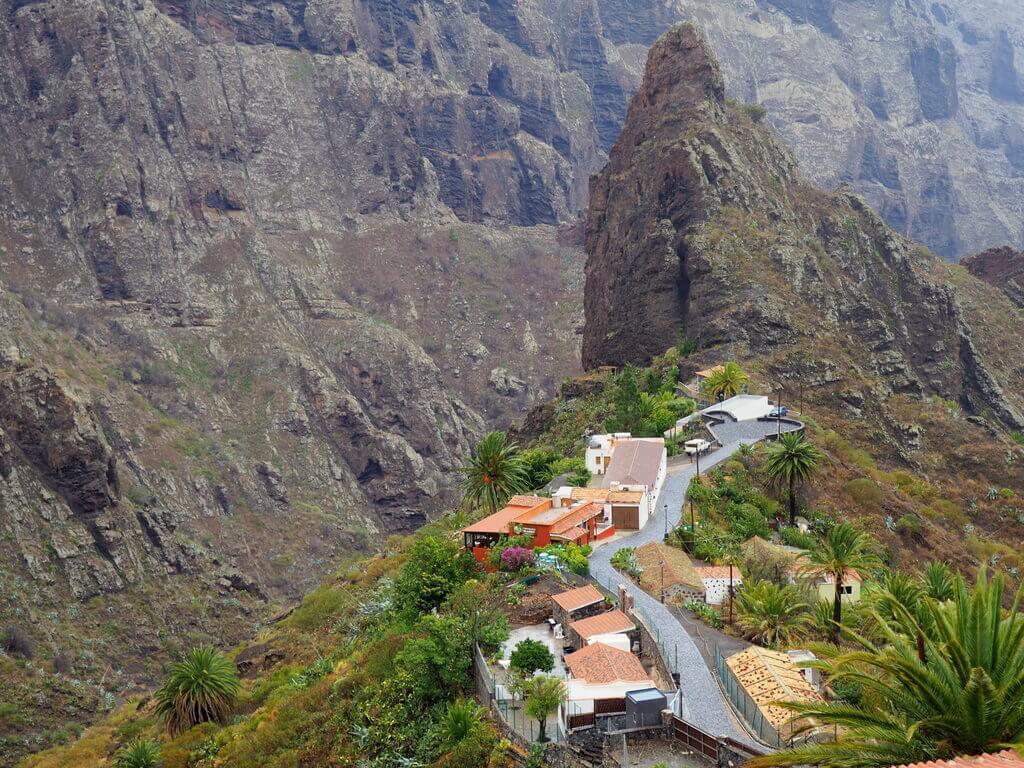 Masca, el pueblo más bonito de Tenerife
