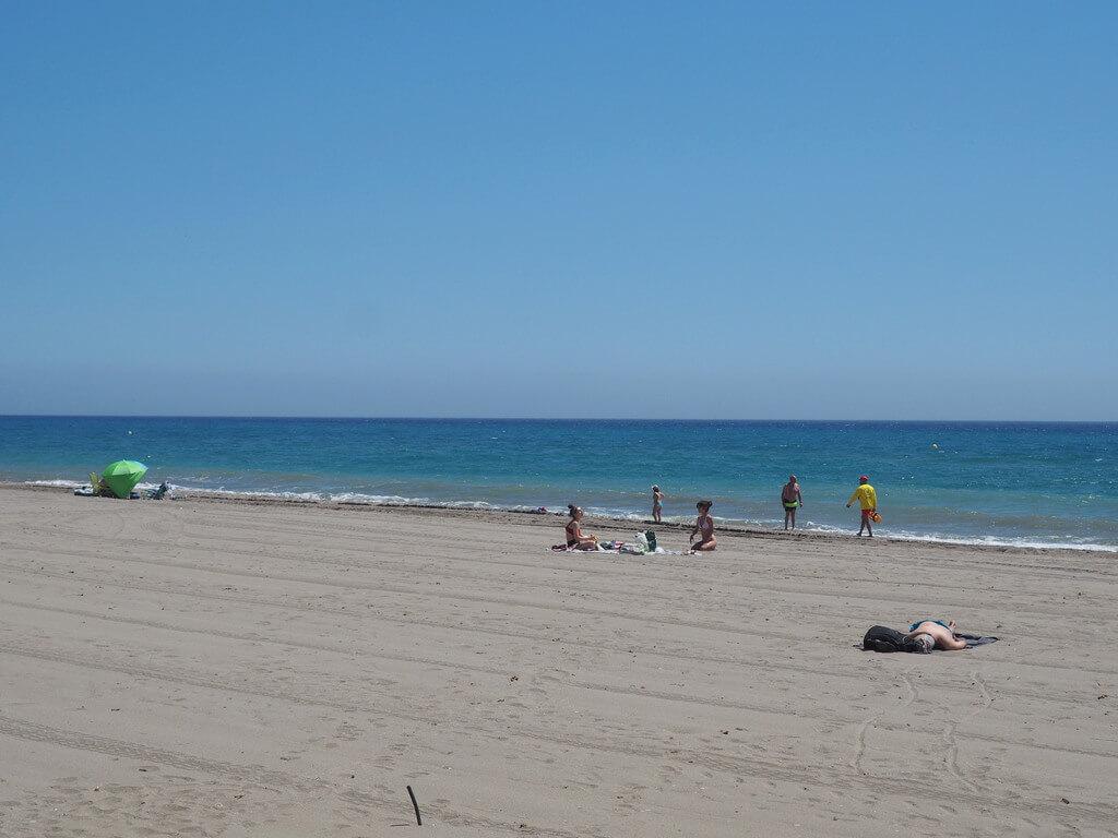Playa de Cabo de Gata