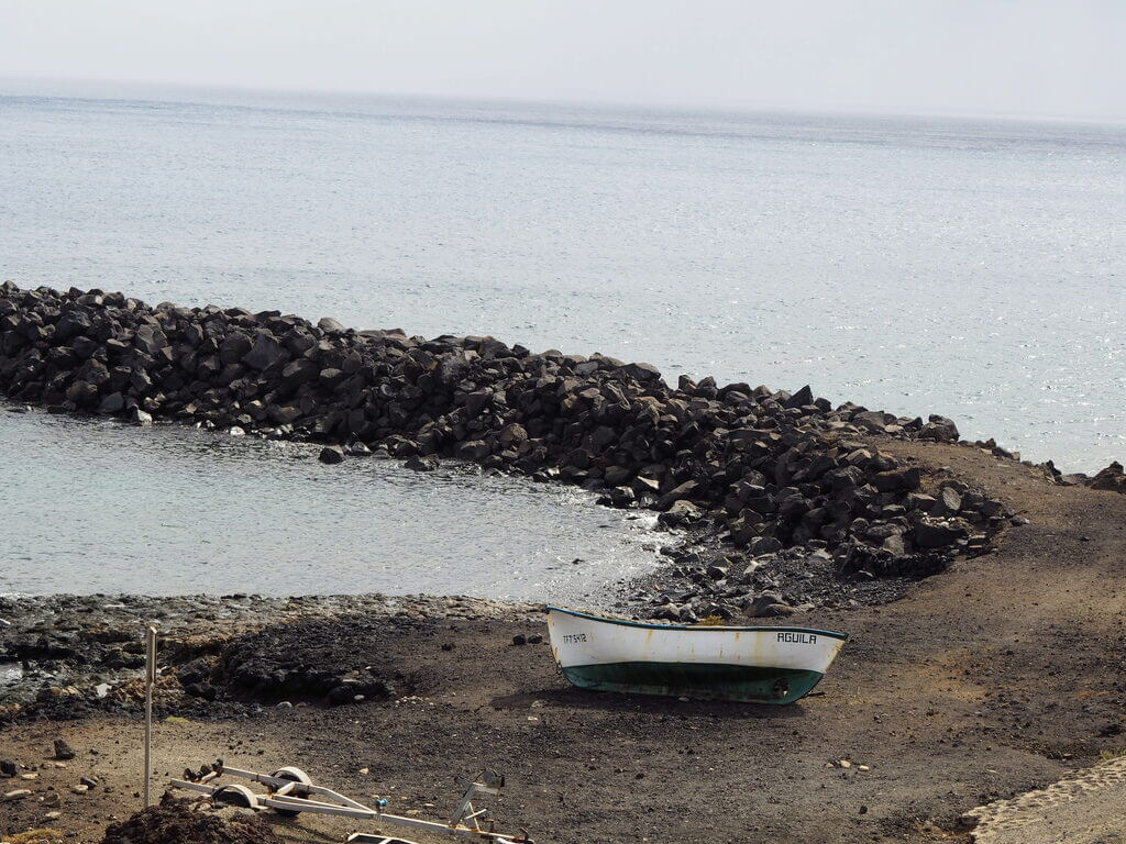 Punta de Teno, un paisaje agreste y salvaje