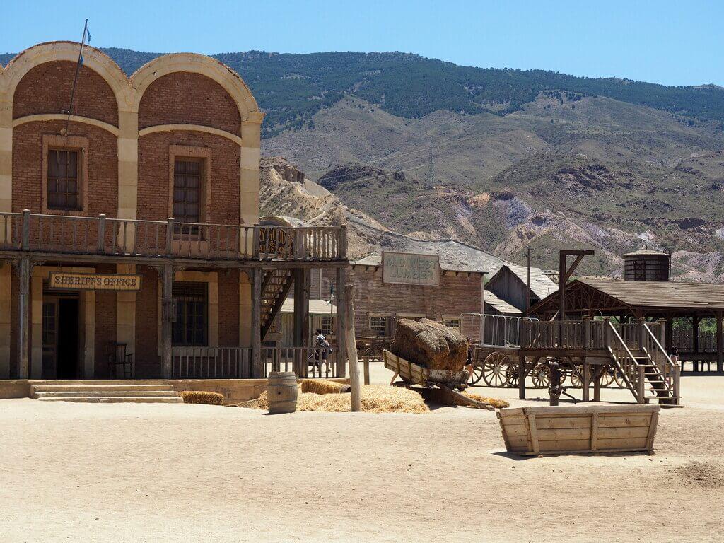 Plaza principal del pueblo