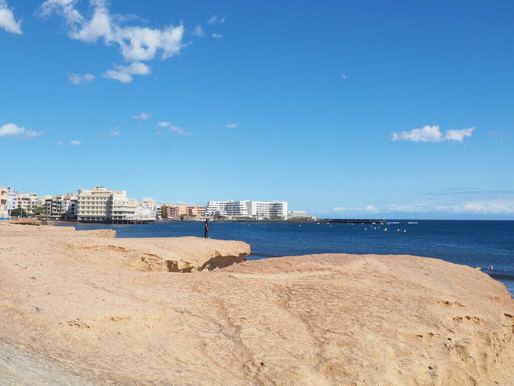 ruta por el sur de la isla de Tenerife
