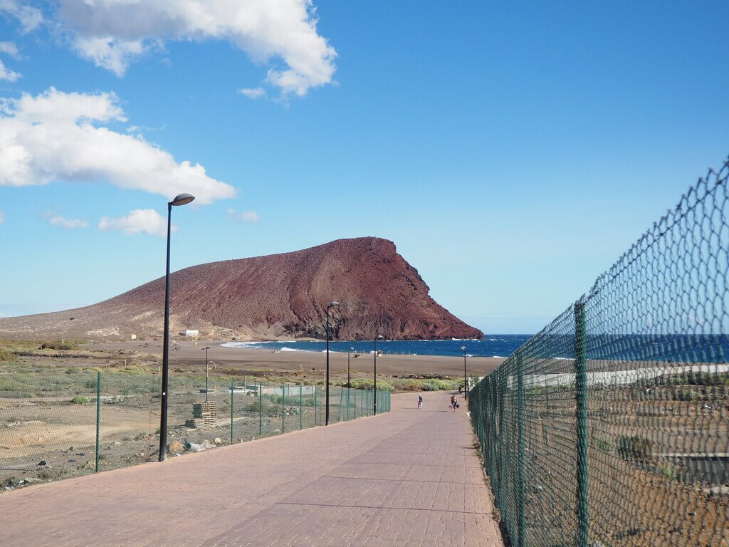 Camino de La Tejita