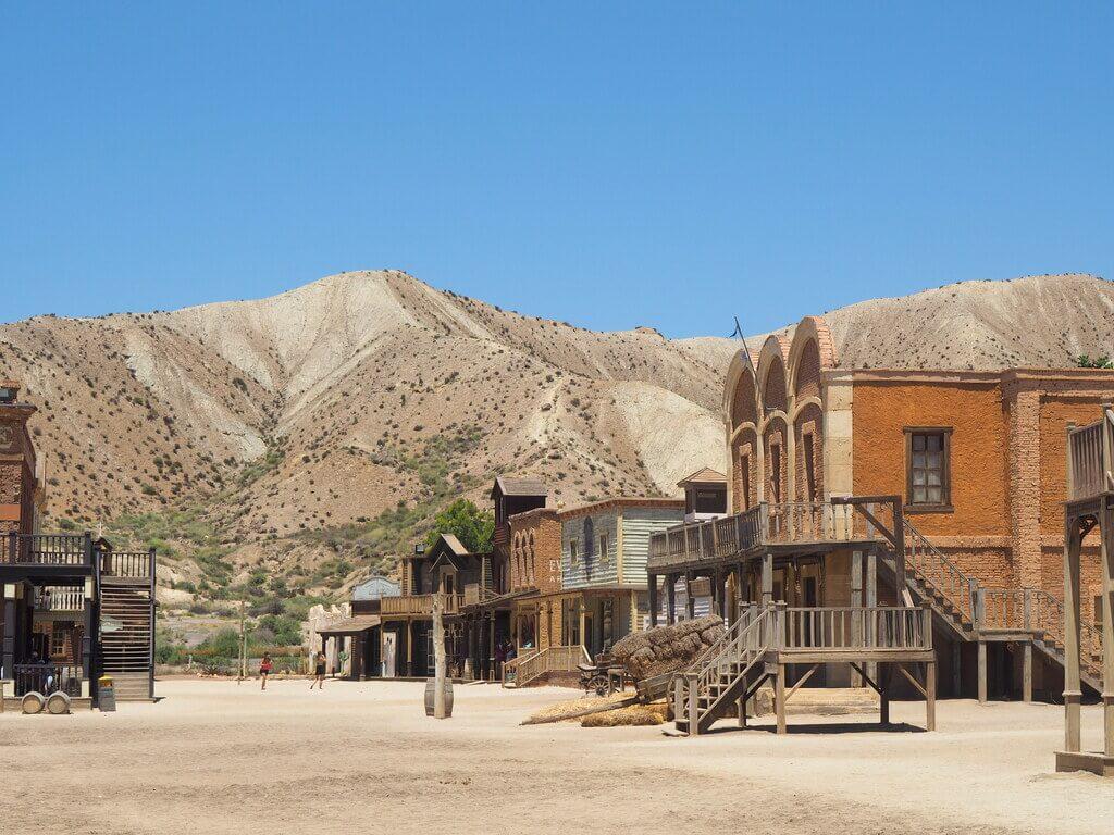 """El """"Lejano Oeste"""""""