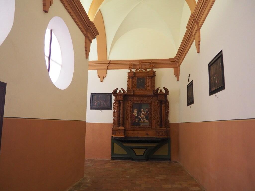 Patio interior de la catedral