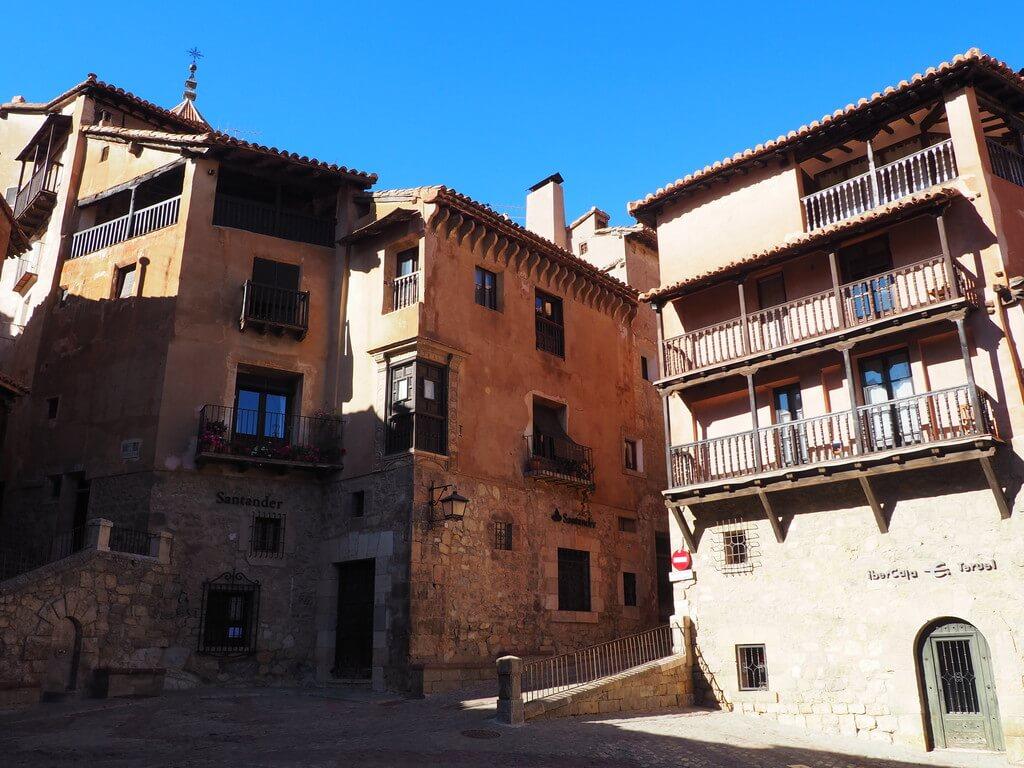 Albarracín uno de los pueblos más bonitos de España