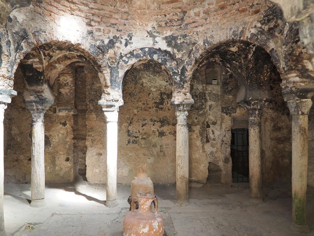 baños árabes de Palma de Mallorca