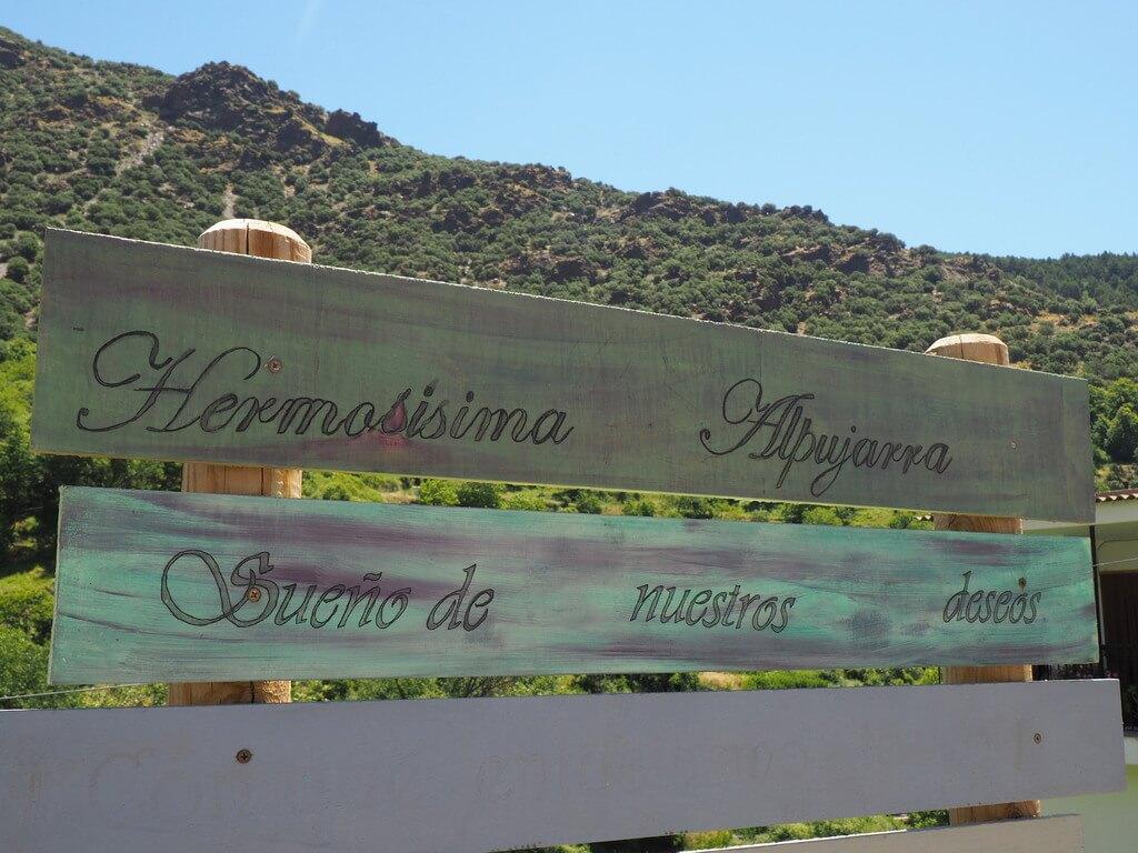 Bienvenid@ a la Alpujarra
