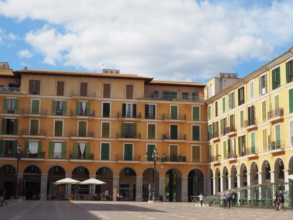Restaurantes en la Plaza Mayor