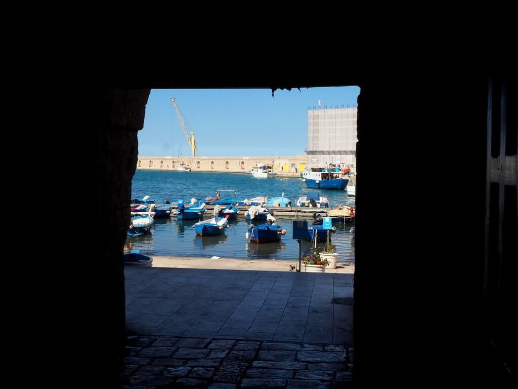 Puerto de Monopoli
