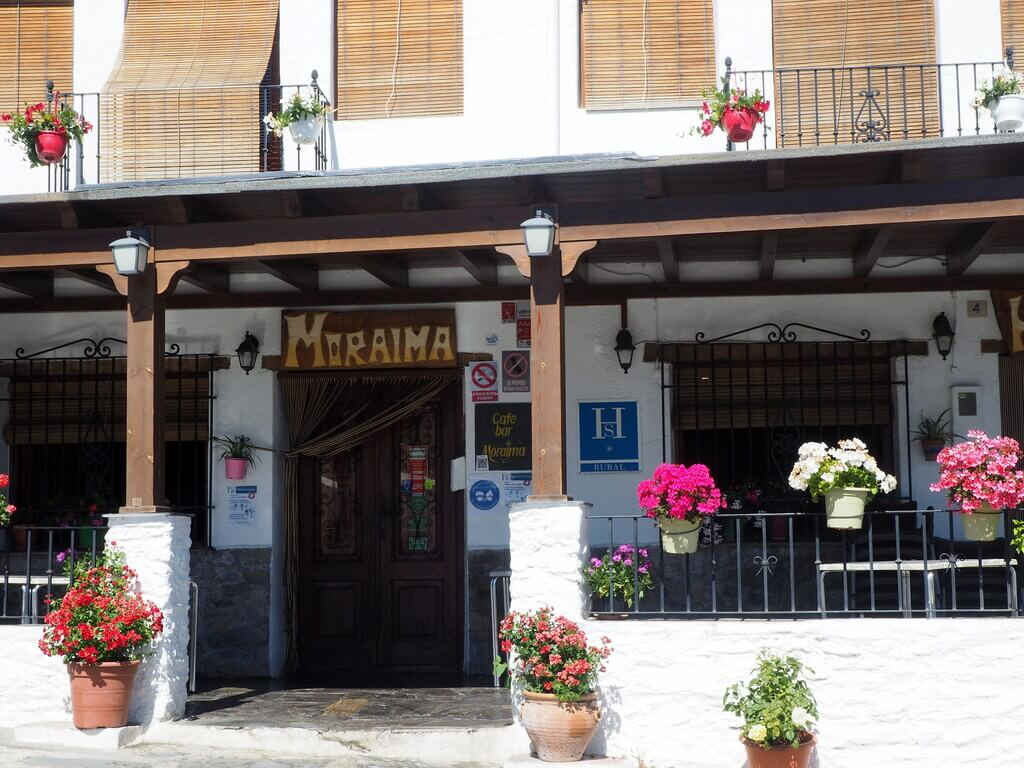 restaurantes donde comer en la Alpujarra granadina