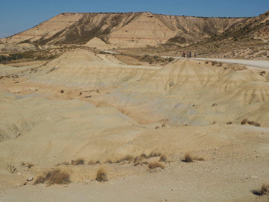 El desierto de Navarra