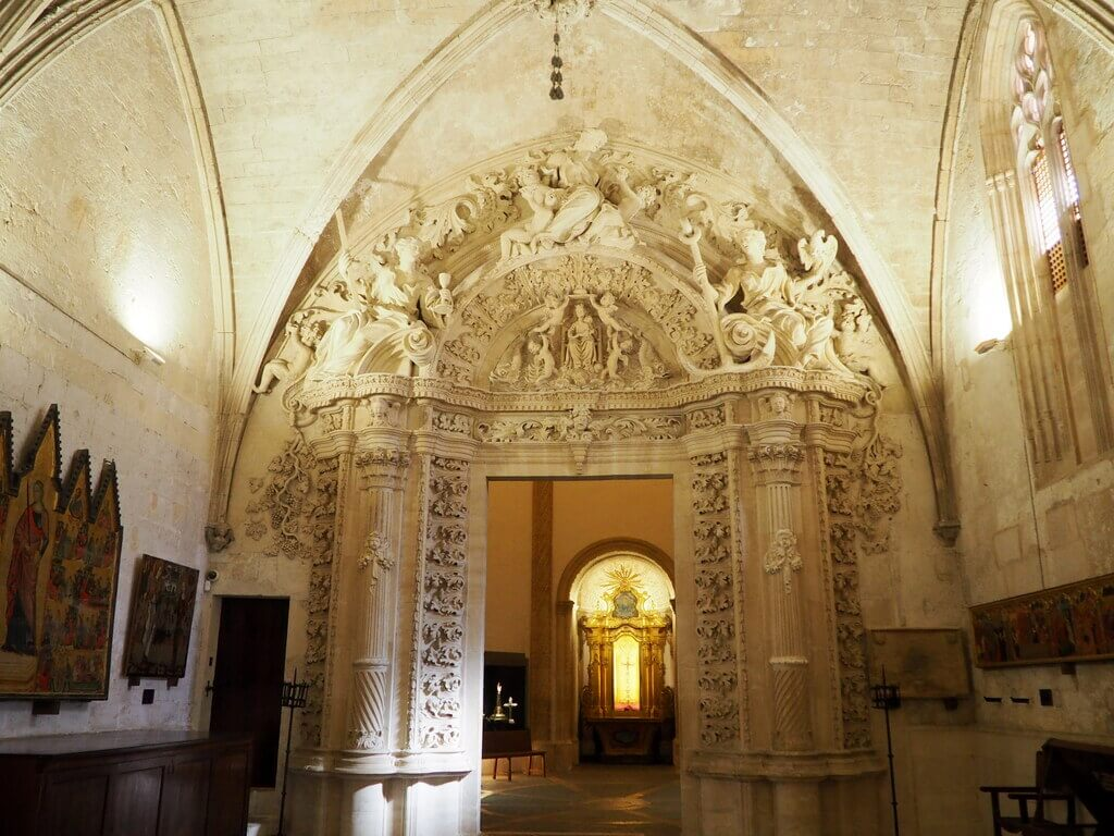 Interior Museo de la Catedral