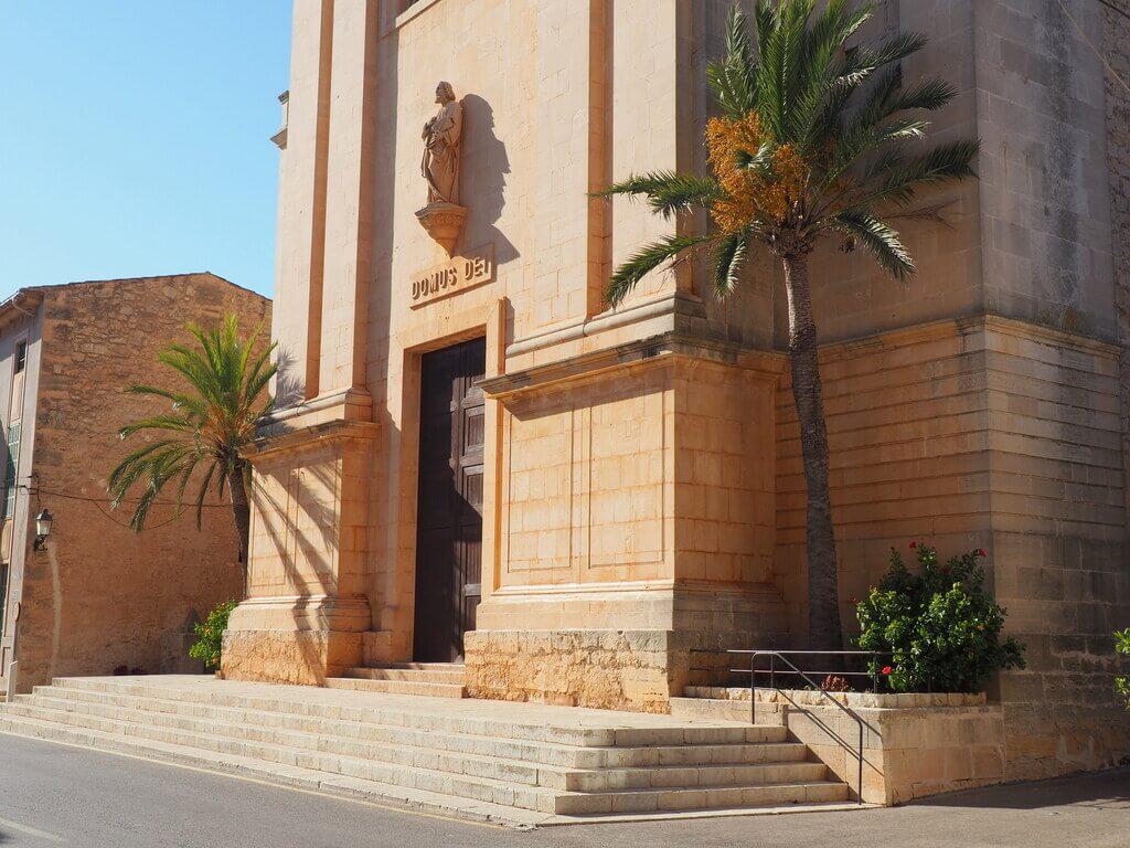 Iglesia de Ses Salines